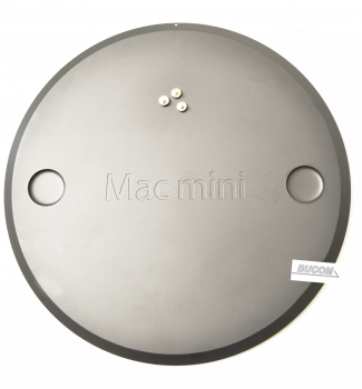 Aluminium Unter Boden für Apple Mac Mini A1347 Bottom Case Cover Deckel 2011 2012