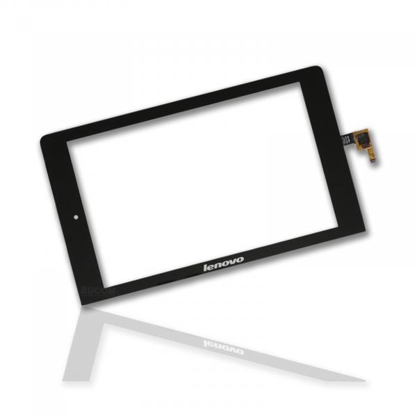 Ersatz Touch Screen-Digitizer Front Glas f/ür Lenovo A5500 Tablet A8-50 schwarz