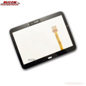 "Samsung Galaxy Tab 3 10.1"" GT- P5200 P5210 Touchscreen Display Front Glas Digitizer Displayglas Touchpad schwarz + Kleber"