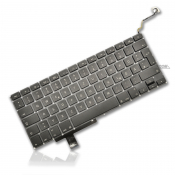 "Apple MacBook Pro 17"" Tastatur A1297 2009 2010 2011 Keyboard deutsch DE"