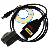 K+CAN Commander Auto Car OBD Adapter USB Diagnose Kabel PIC18F258 für Audi A6 A8