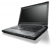 Lenovo ThinkPad T430 Core i7-3520M 2.90GHz 8GB 320GB DVDRW 1600x900 WebCam Win7 Pro mit Backlight